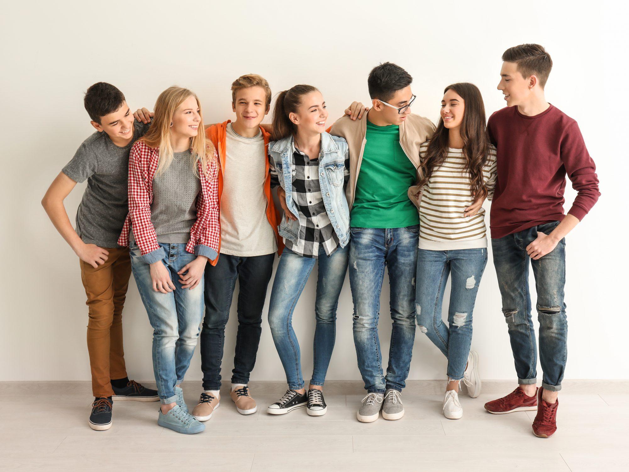 Cooles Outfit bei Kinder und Jugendlichen